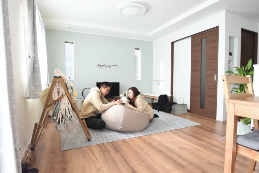 【〜陽当たりの良い高気密・高断熱の家〜(前編) 施工事例・Hさま】