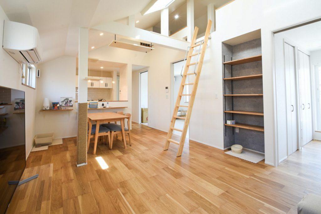 【〜大空間が広がる、完全分離の2世帯住宅〜(後編) 施工事例:Mさま邸】